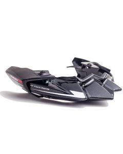 Puig Motorspoiler Honda CB 1000 R in carbon-look