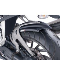 Puig Hinterradabdeckung BMW K 1200 R in matt schwarz