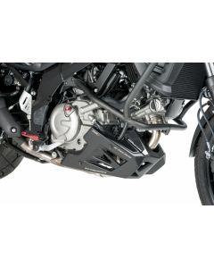 Puig Motorspoiler Suzuki DL 650 V-Strom matt schwarz