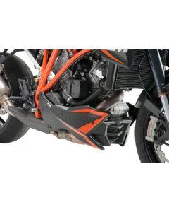 Puig Motorspoiler KTM 1290 Super Duke GT in matt schwarz
