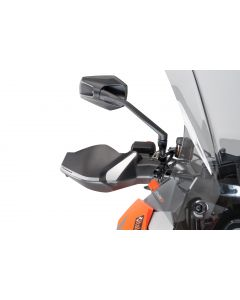 Hand Guards KTM 1290 Super Duke GT in schwarz / black