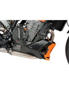 Puig Motorspoiler KTM 790 Duke / R in matt schwarz