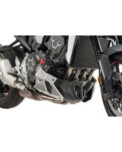 Puig Motorspoiler Honda CB 1000 R Neo Sports Cafe in schwarz matt