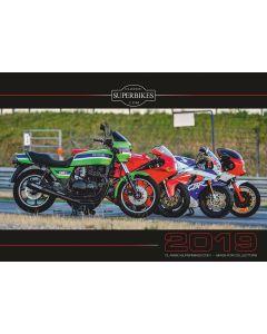 Classic Superbike Kalender Calendar 2019