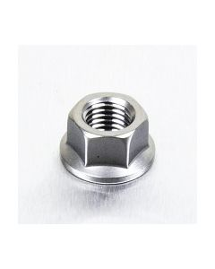 Bundmutter M10 x 1.0 Titanium
