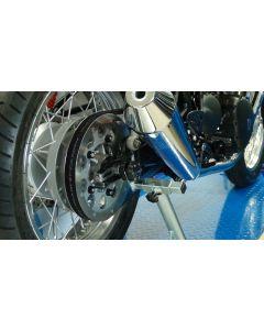 Zahnriemenantrieb Triumph Thruxton 900