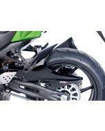 Puig Hinterradabdeckung Kawasaki Z 1000 in matt schwarz