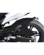 Puig Hinterradabdeckung Honda CBF 1000 in matt schwarz