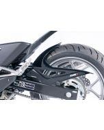 Puig Hinterradabdeckung Honda NC 700 X in matt schwarz