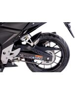 Puig Hinterradabdeckung Honda CB 500 X in carbon-look