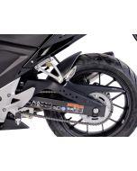 Puig Hinterradabdeckung Honda CB 500 X in matt schwarz