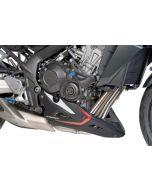 Puig Motorspoiler Honda CB 650 F matt schwarz