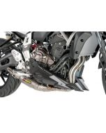 Puig Motorspoiler Yamaha MT-07 in carbon-look