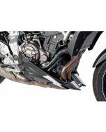 Puig Motorspoiler Yamaha MT-07 in matt schwarz