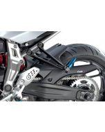 Puig Hinterradabdeckung Yamaha XSR 700 in matt schwarz