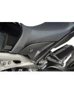 Puig Seitenverkleidung Yamaha MT-09 in matt-schwarz