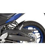 Puig Hinterradabdeckung Yamaha R-3 in matt schwarz