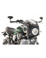 Verkleidung schwarz + Scheibe Retro Yamaha XSR 700