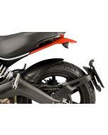 Puig Hinterradabdeckung Ducati Scrambler 800 in carbon-look