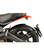 Puig Hinterradabdeckung Ducati Scrambler 800 in matt schwarz