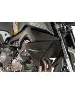 Puig Kühlerseitenverkleidung Yamaha MT-09 in carbon-look