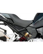 Puig Seitenverkleidung BMW F 750 GS in matt schwarz