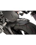 Puig Verlängerung für original Hinterradabdeckung Kawasaki Z 1000 in matt schwarz