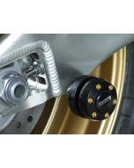 Montageständeraufnahme (Hinterradachse) Satz Suzuki GSX-R 1000