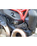 Sturzpad X-PAD Satz Ducati Monster 821