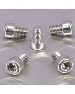 Schraube Innensechskant M8x12 Aluminium