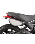 Puig Retro-Seitenverkleidung Ducati Scrambler 800 in matt schwarz